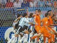 Голландия - Аргентина