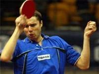 Белорусский теннисист Владимир Самсонов