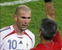 Зидан ударил итальянца Матерацци за оскорбление на национальной почве